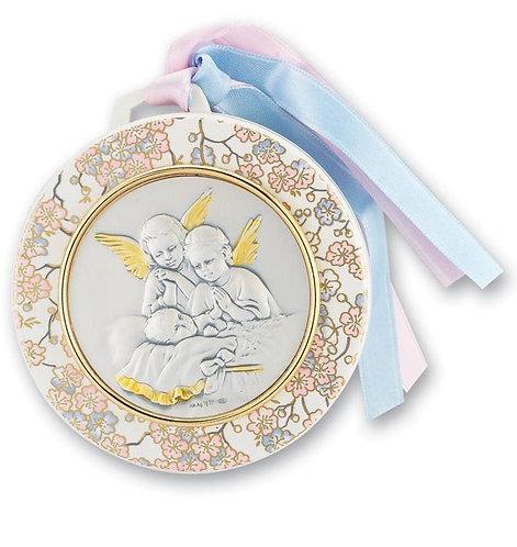Medallon Bautizo  -AG1414