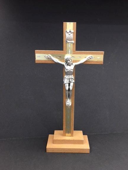 Crucifijo de mesa-CX004
