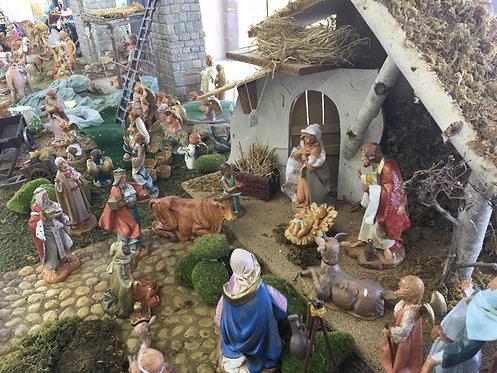 Colección Fontanini Navidad