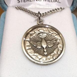 Medalla Espiritu Santo - S341320