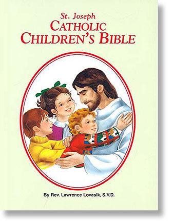 Biblia para Niños -Ingles