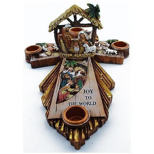 Cruz de Adviento Sagrada Familia -66086