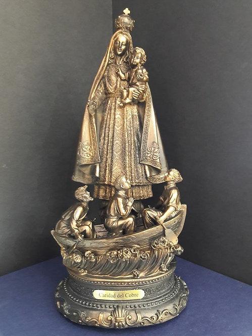 Virgen de la Caridad - 8510