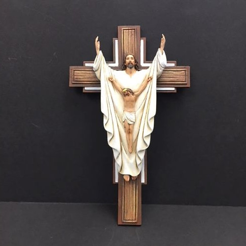 Crucifijo pared -65965