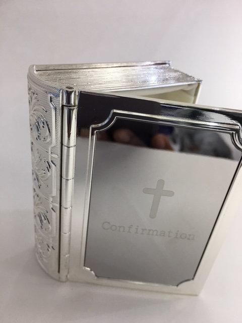 Cajita para rosario conf