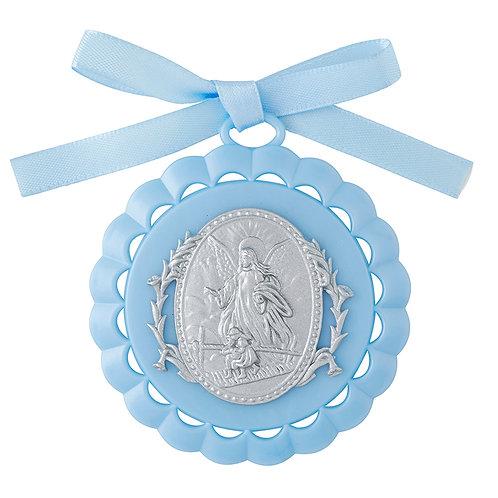 Medallon Bautizo celeste - 5450