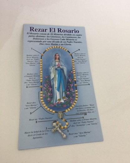 Rezar El Rosario -9822