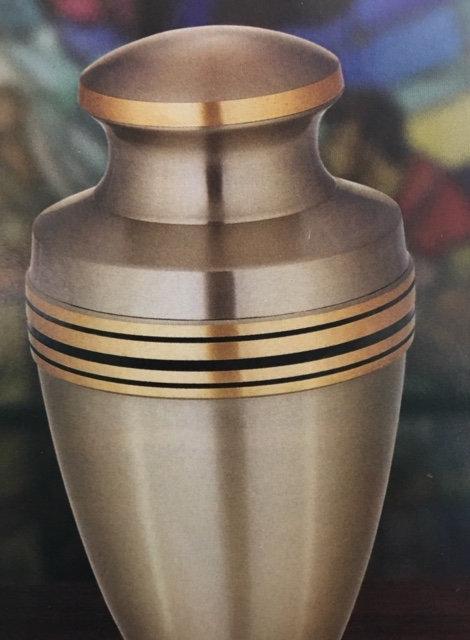 Urna de Cremación -B2373