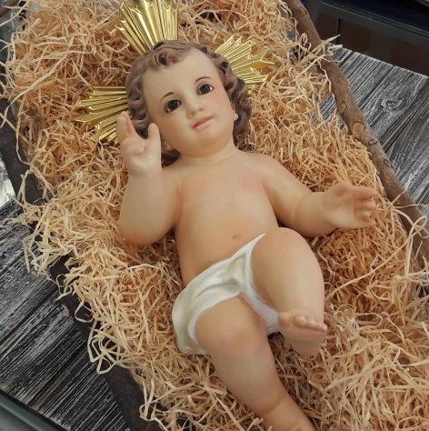 """Niño Jesús 12"""" - 9407 Español"""