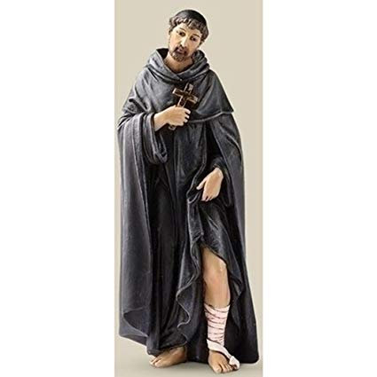"St Peregrino 10"" - 46699"