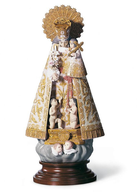 Our Lady of The Forsaken-01001394 Lladró