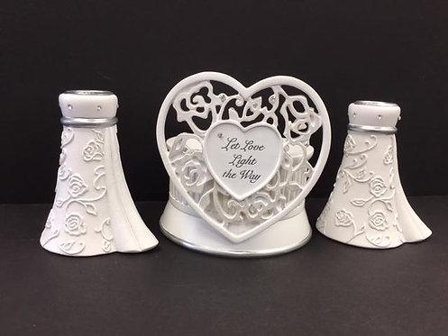 Porta Velas Matrimonio - 75980