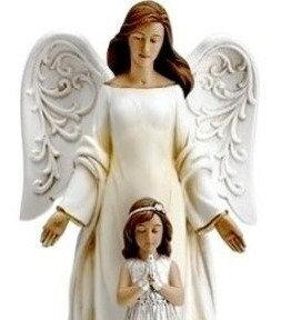 Niña y Angel comunión -66328