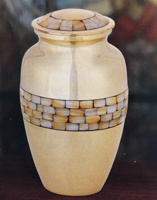Urna Cremación -B2375