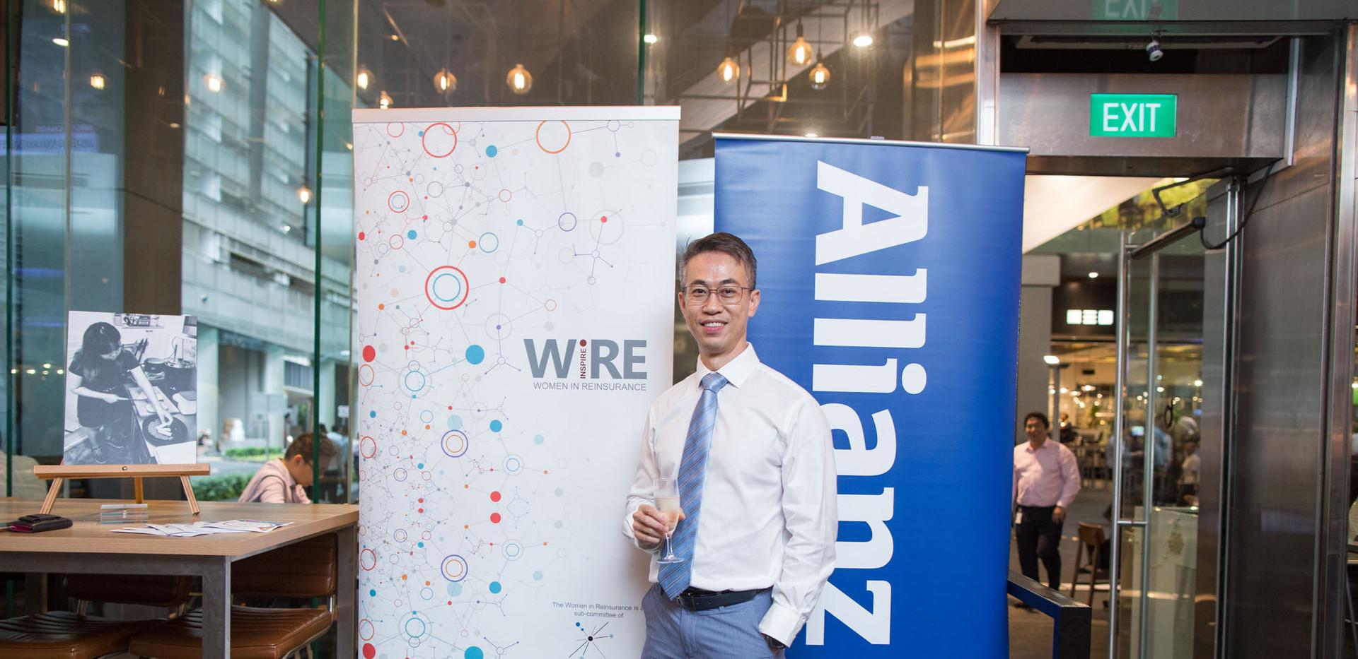 (11th Dec) WIRE & ALLIANZ - ART, Network