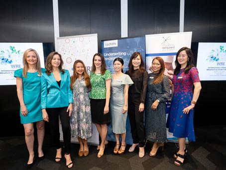 INTERNATIONAL WOMEN'S DAY BREAKFAST & CHARITY RECEPTION
