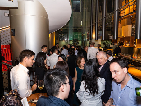 WiRE celebrated year-end with Networking, Games & Drinks