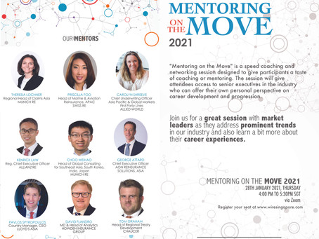 MENTORING ON THE MOVE 2021
