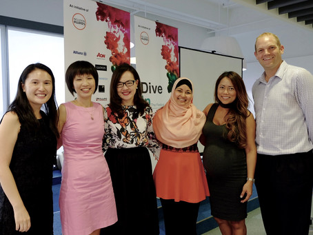 DIVE IN FESTIVAL 2016 - Embracing Diversity :: My Entrepreneur Journey