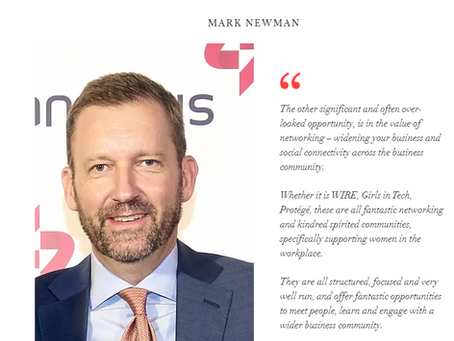 """WiRE presents """"Inspiring Leaders Series"""" – an interview with Mr Mark Newman, Canopius Group"""