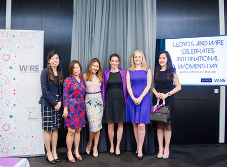 INTERNATIONAL WOMEN'S DAY BREAKFAST & CHARITY RECEPTION