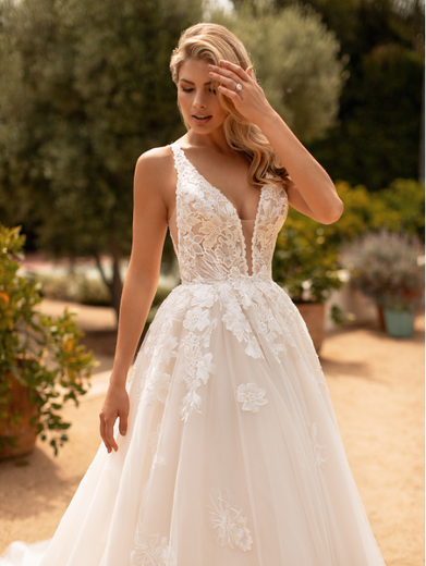 Style 6778  SIZES 2-28  FABRIC Tulle/Sparkle tulle  SHOWN IN Ivory / Taupe / Rose  AVAILABLE COLORS Ivory/Taupe/Rose, Ivory/Ivory/Ivory, White/White/White