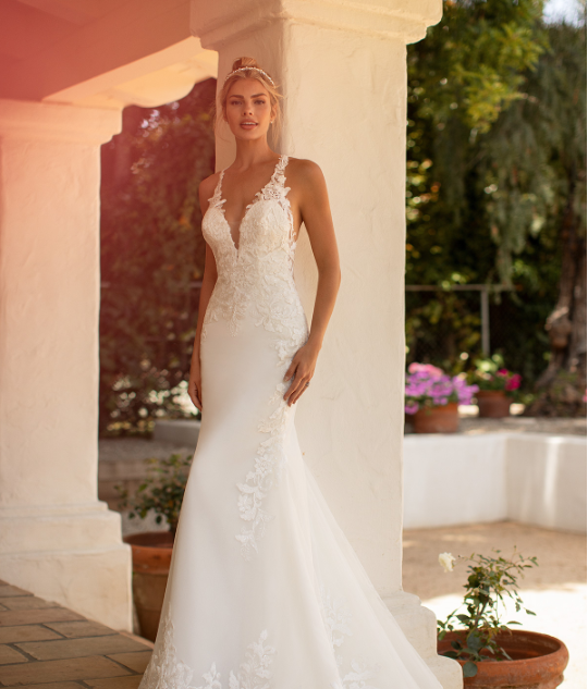 Style J6776  SIZES 2-28  FABRIC Net/Sparkle tulle  SHOWN IN Ivory  AVAILABLE COLORS Ivory, White