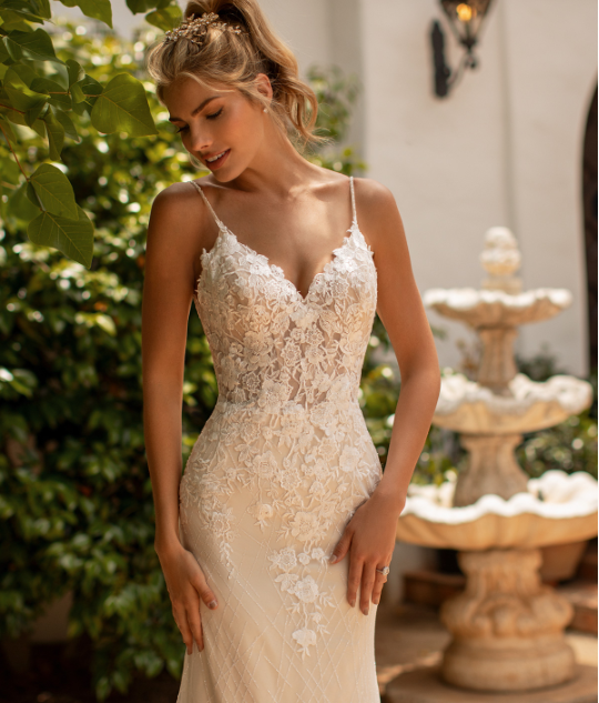 Style J6780  SIZES 2-28  FABRIC Sparkle checkered net  SHOWN IN Ivory / Gold / Rose  AVAILABLE COLORS Ivory/Gold/Rose, Ivory/Ivory/Ivory, White/White/White