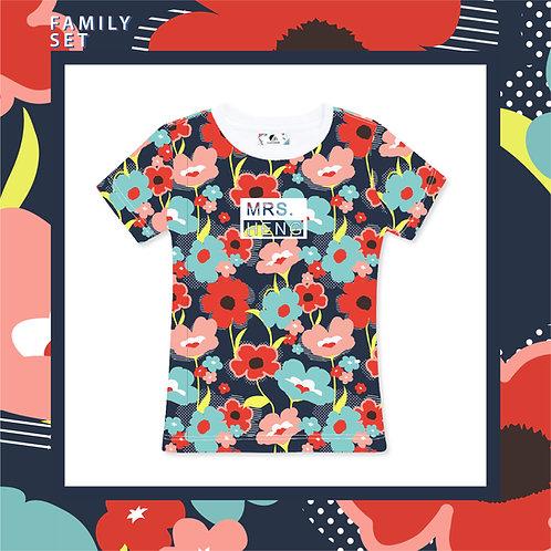 Petunia Adult T-shirt