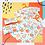 Thumbnail: Full Mandarin Orange - Family Set of 3 (white)