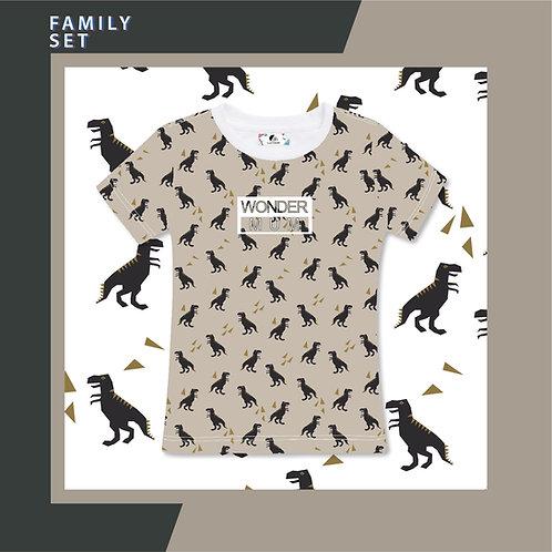 RAWR! I'm Dino Adult T-shirt