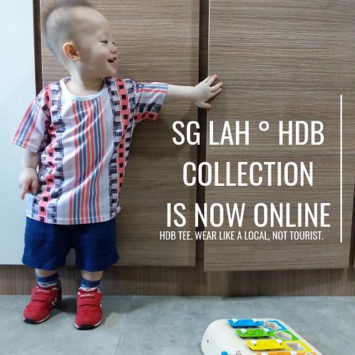 HDB Block T-shirt (Kid)