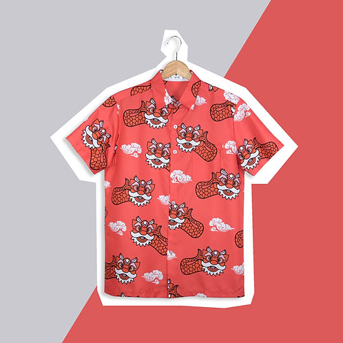 Ang Ang Merlion Dance - Daddy Shirt