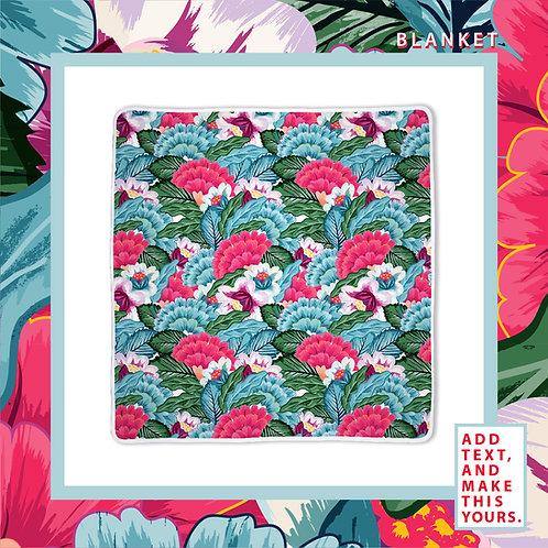Flower Blossom Blanket