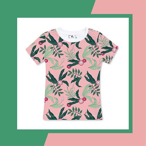 Tropical Rainforest Adult T-shirt