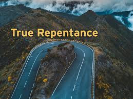 REPENT, RESET, REALIGN