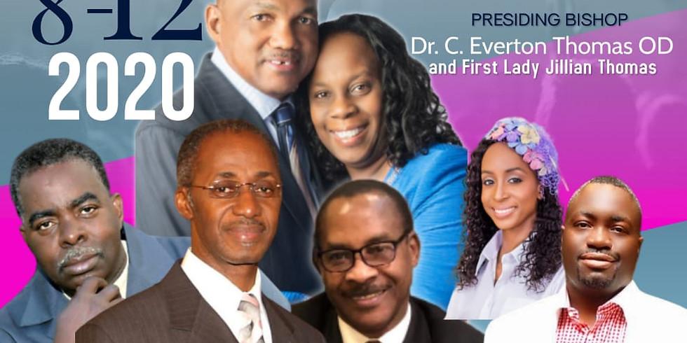 Emmanuel Apostolic Church Int. Holy Convocation 2020