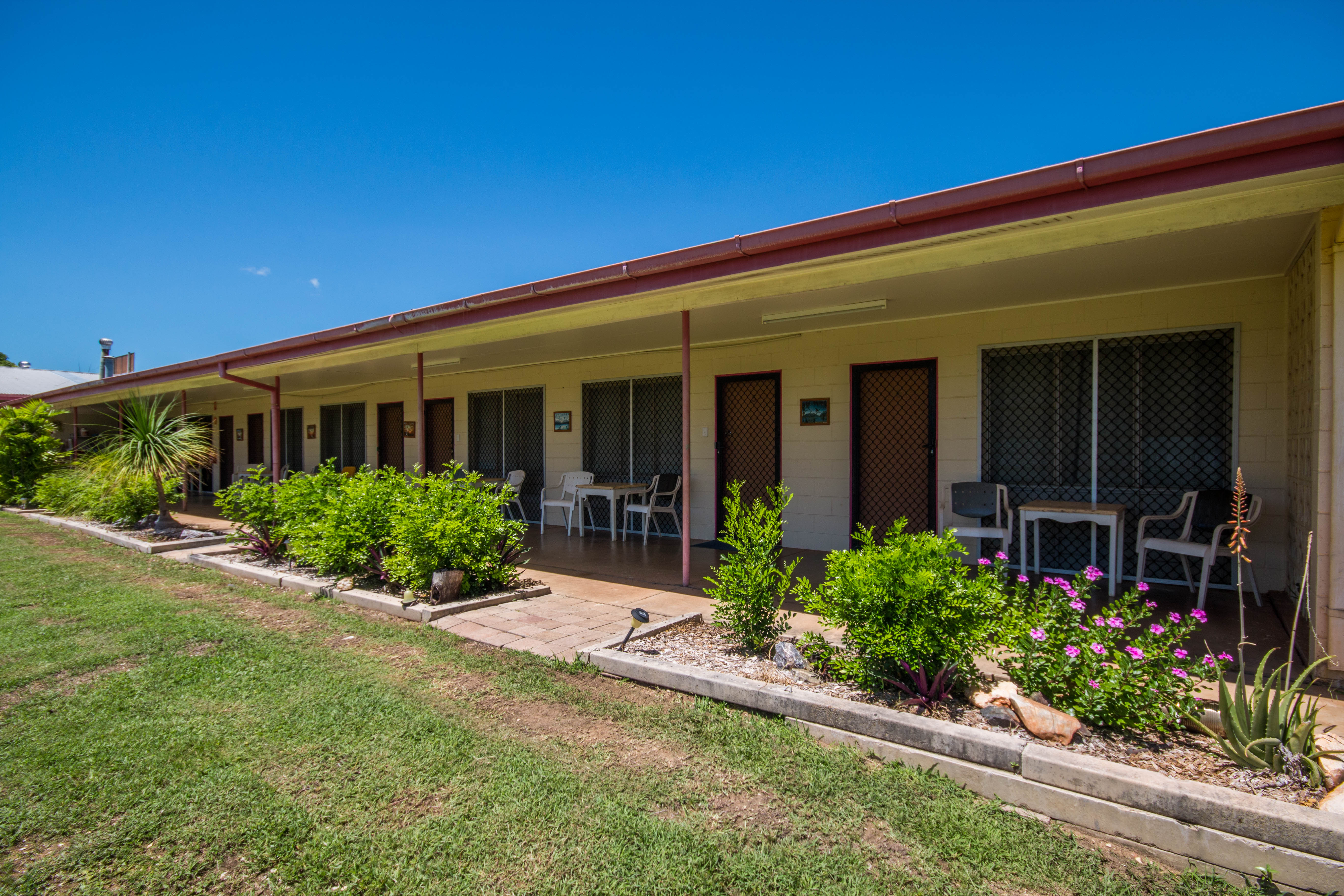 Motel Rooms Chillagoe Cockatoo Hotel