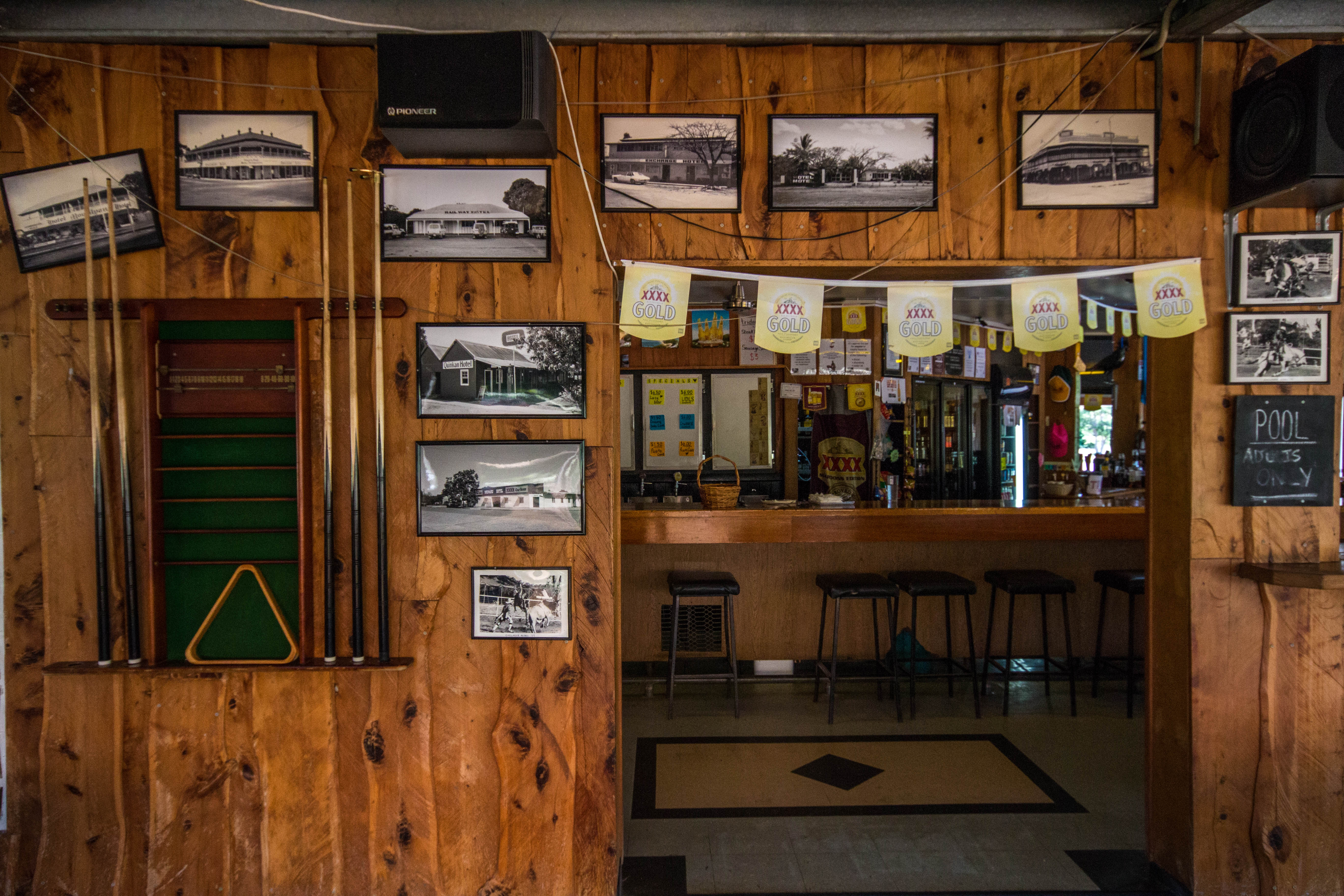 Pub History Chillagoe Cockatoo Hotel