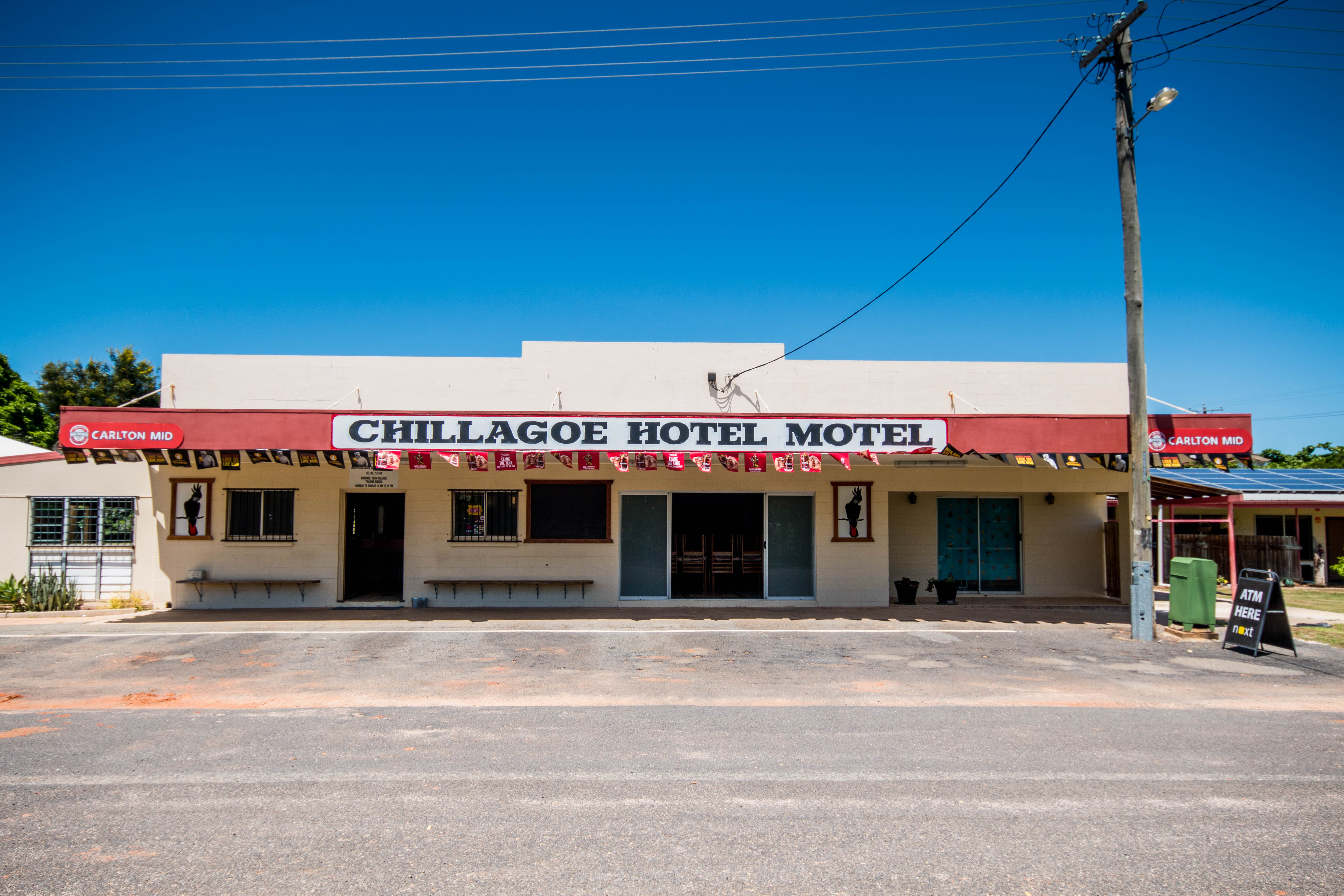 The Iconic Chillagoe Hotel Motel