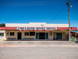 The Tale of the Chillagoe Cockatoo Hotel