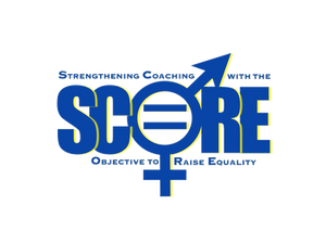 Strengthening coaching with the objective to raise equality - SCORE 2015-2016