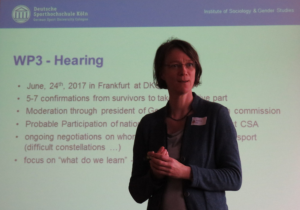 VOICE partners meeting in Vienna