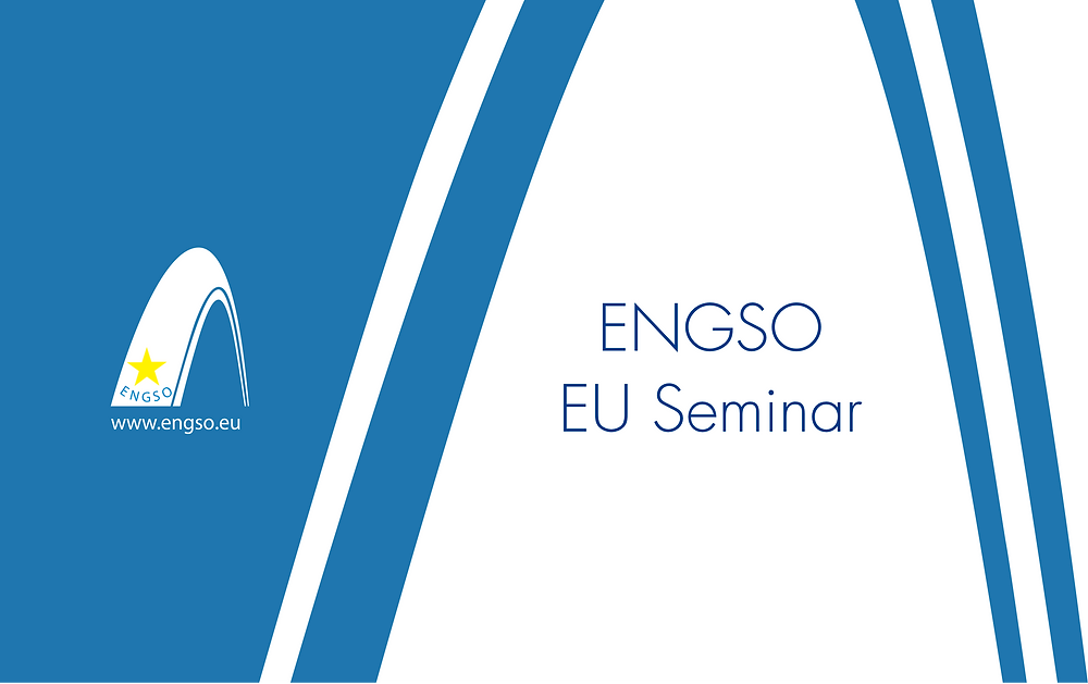 EU Seminar accompanying 13th ENGSO Forum