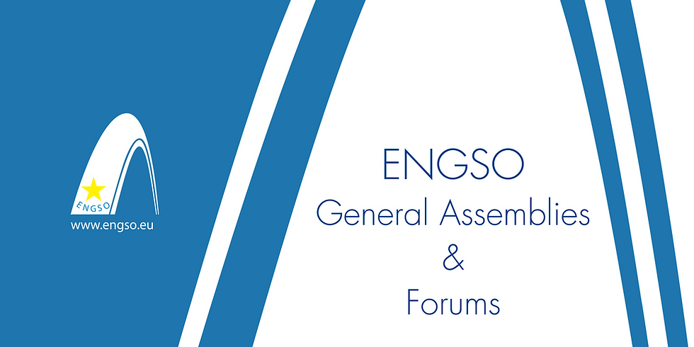 The 26th ENGSO General Assembly