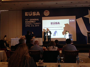 ENGSO and EUSA - Memorandum of Understanding