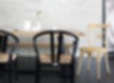北歐風餐廳 北歐餐桌 瑪德琳椅 Y chair 北歐長凳 梣木 ASH 餐桌 餐椅
