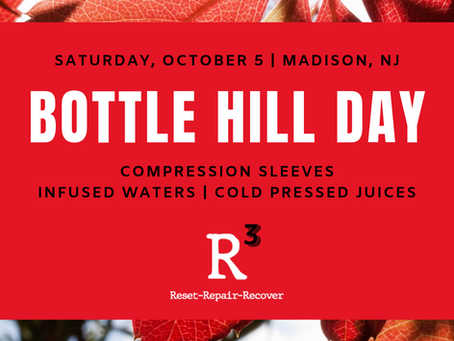 Find R3 at Bottle Hill Day 2019!