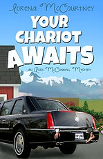 YOUR CHARIOT AWAITS - larger Cover.jpg