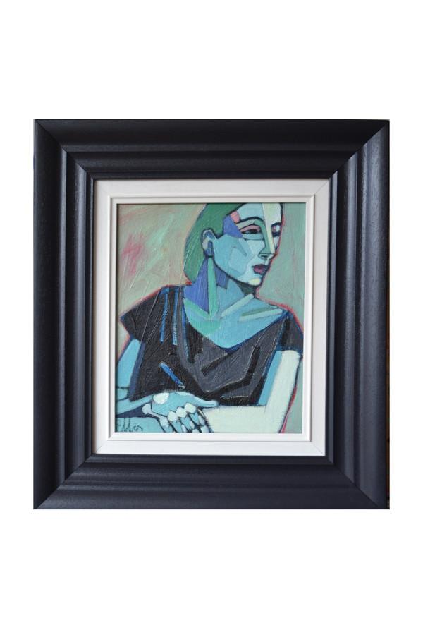 Portrait of Muriel Belcher